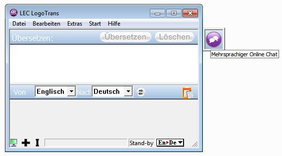 Power Translator 15 Express  Deutsch <=> Englisch screenshot 4