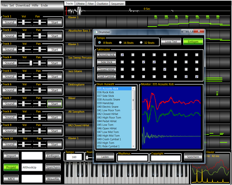 Avanquest Solo Orchester - Home Studio screenshot 2