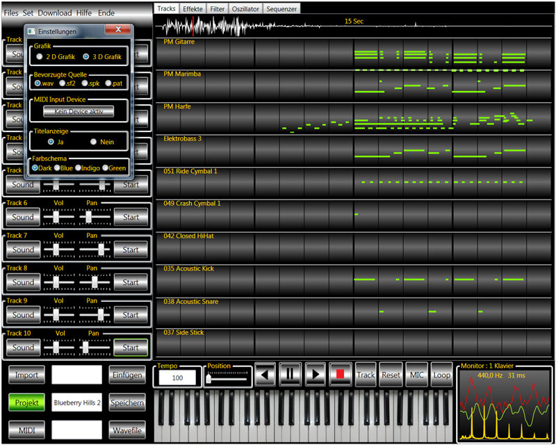 Avanquest Solo Orchester - Home Studio screenshot 4