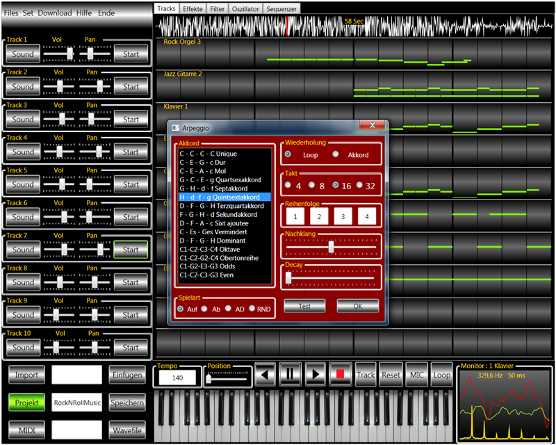 Avanquest Solo Orchester - Home Studio screenshot 5