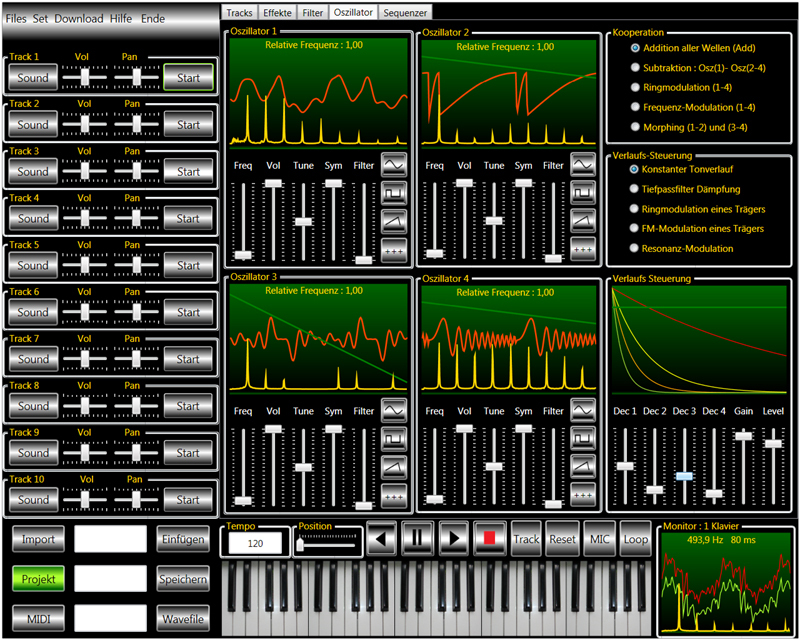 Avanquest Solo Orchester - Home Studio screenshot 6