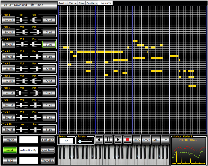 Avanquest Solo Orchester - Home Studio screenshot 7