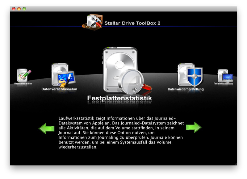 Stellar Drive ToolBox 2 für Mac screenshot 5