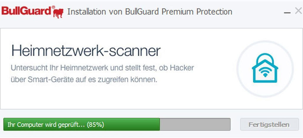 Bullguard Premium Protection 2018 - 1 Jahr 5 Geräte screenshot 6