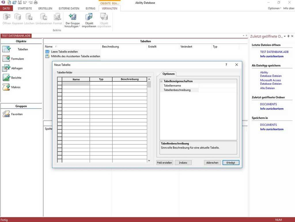 Ability Office 8 Professional screenshot 5