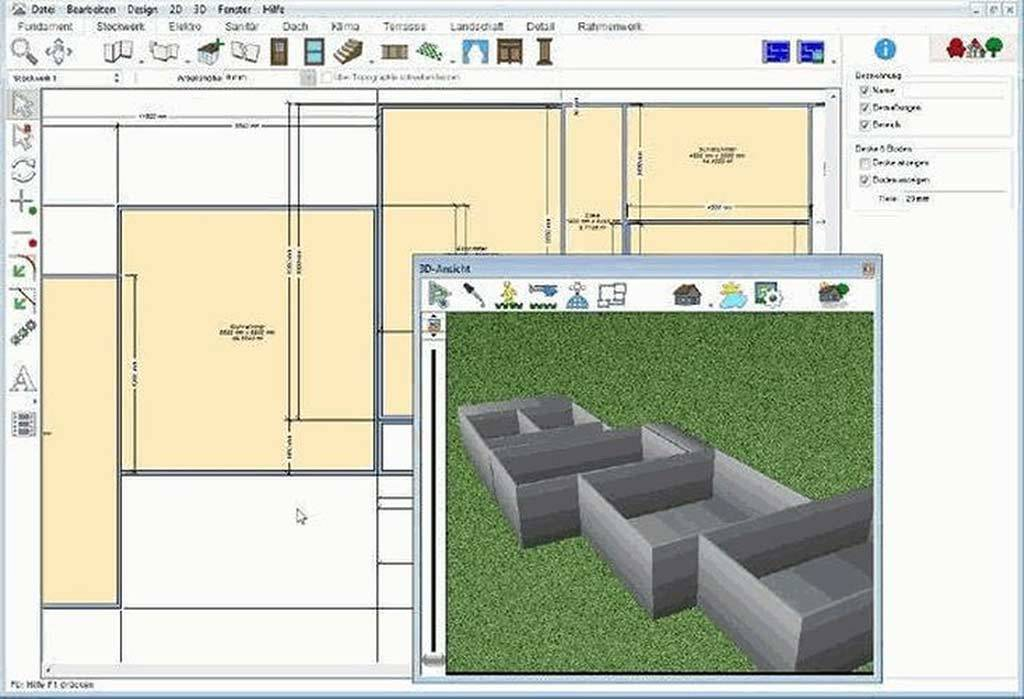 Architekt 3D 20 Gartendesigner screenshot 4