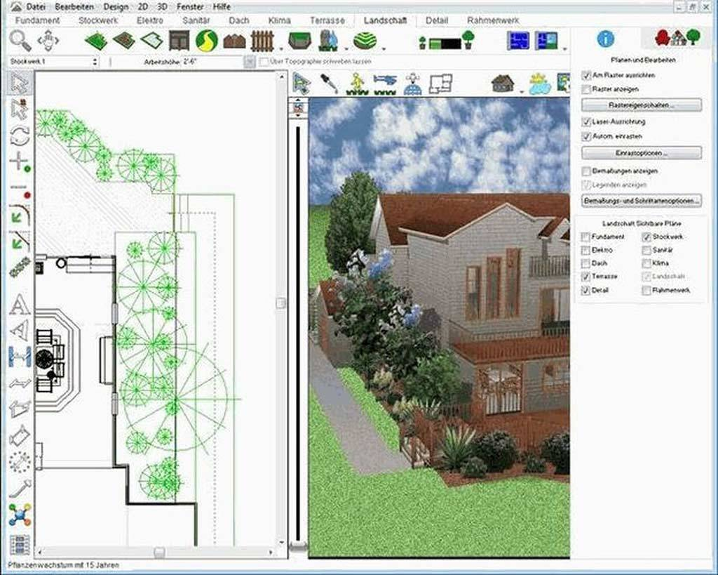 Architekt 3D 20 Gartendesigner screenshot 7