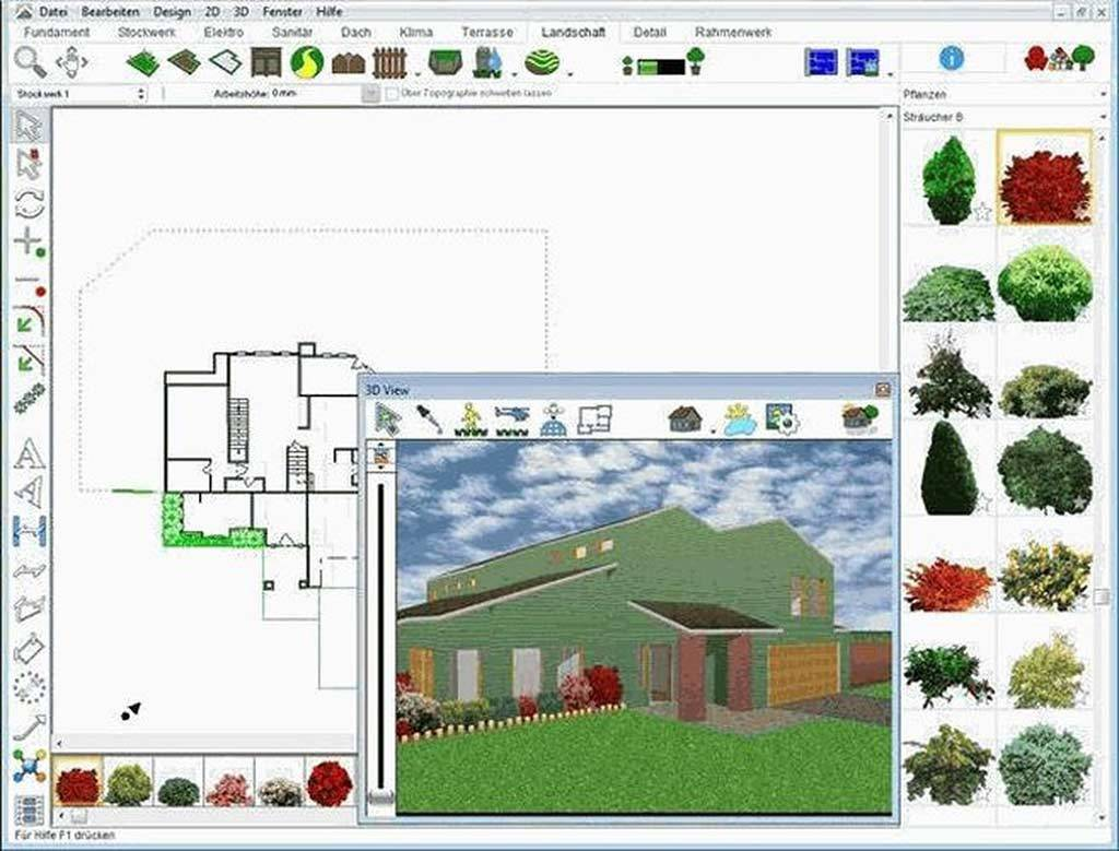 Architekt 3D 20 Gartendesigner screenshot 8