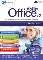 Ability Office v6 - Professional