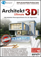 Architekt 3D X8 Ultimate