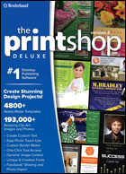 The PrintShop 4 Deluxe (Englisch)