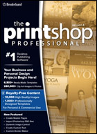 The PrintShop 4 Professional (Englisch)