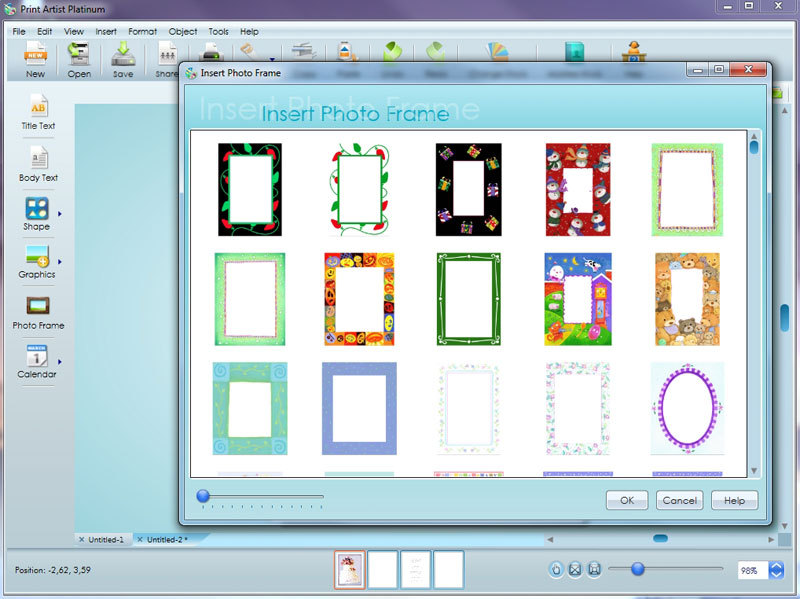 Print Artist Platinum 25 screenshot 1