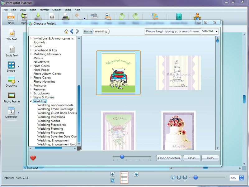 Print Artist Platinum 25 screenshot 3