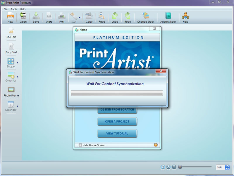 Print Artist Platinum 25 screenshot 7
