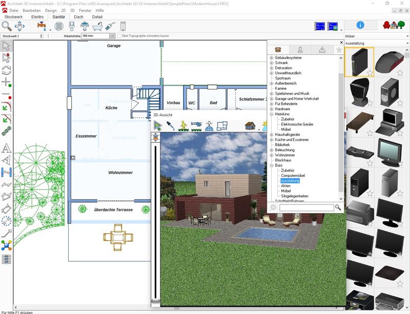 Architekt 3d x8 innenarchitekt for Architekt und innenarchitekt