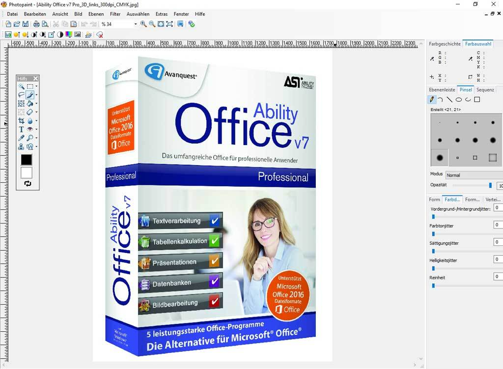 Ability Office 7 Professional screenshot 4