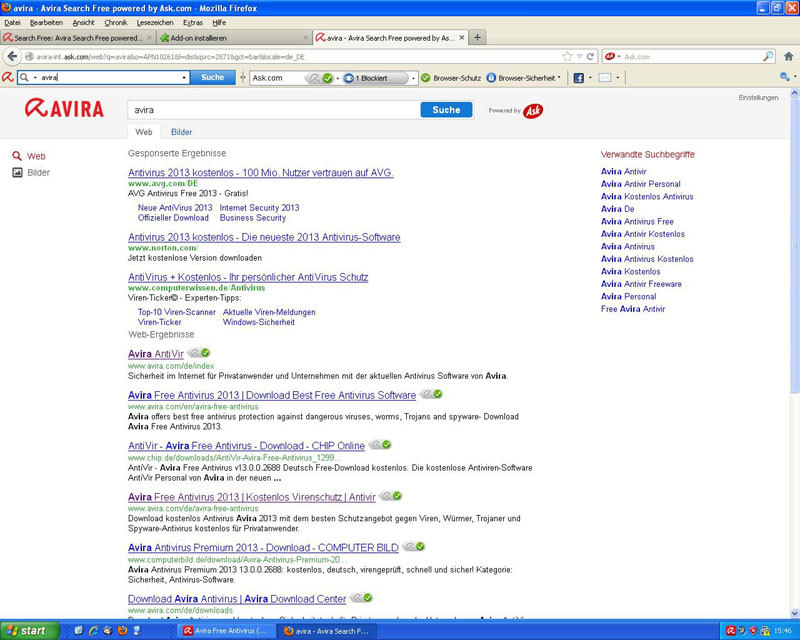 Avira Antivirus Premium 2013 screenshot 3