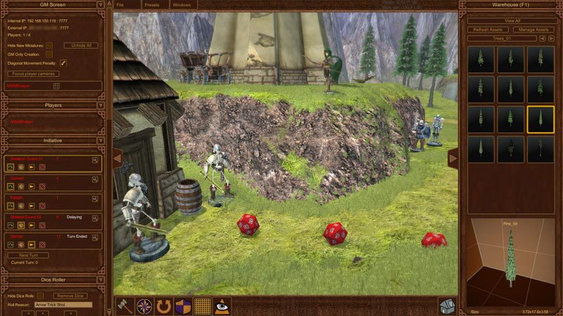 Axis Game Factory's AGFPRO 3.0 & BattleMat Multi-Player Bundle screenshot 1