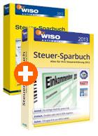 WISO Steuer-Sparbuch 2012 + 2013