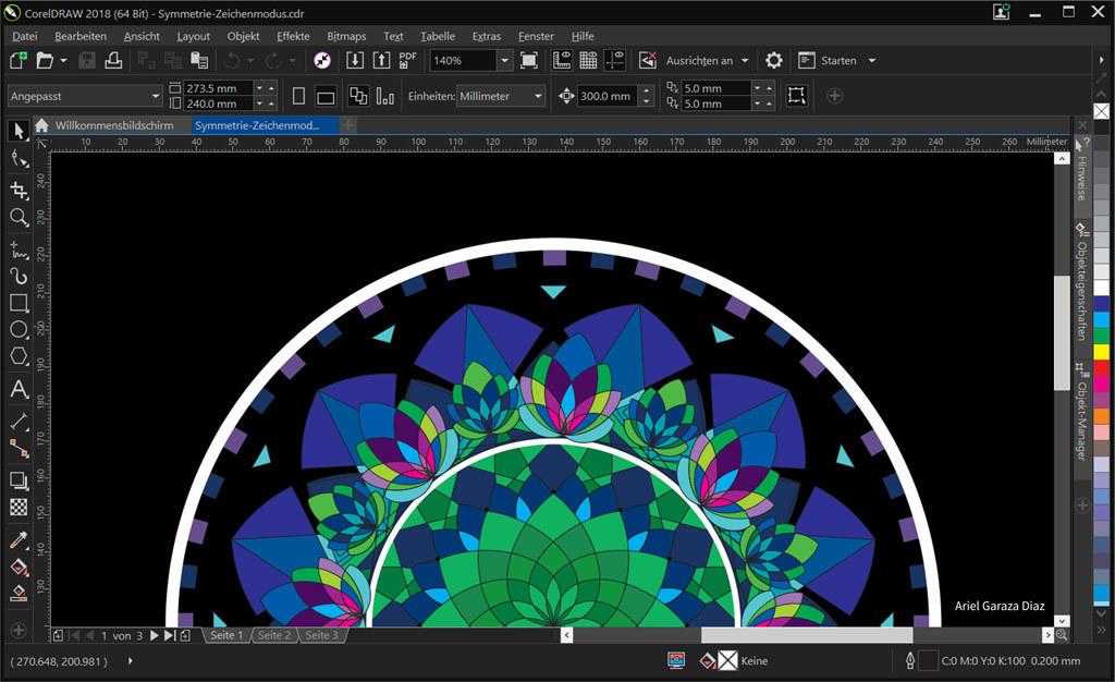 CorelDRAW Graphics Suite 2018 screenshot 9