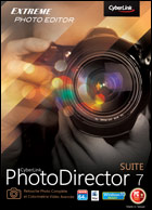 PhotoDirector 7 Suite