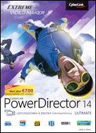 PowerDirector 14 Ultimate