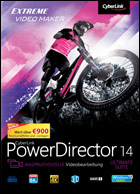 PowerDirector 14 Ultimate Suite