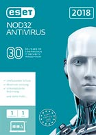 ESET NOD32 Antivirus 2018 Edition