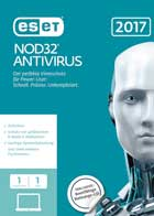 ESET NOD32 Antivirus 2017 Edition
