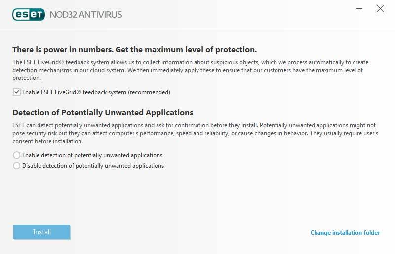 ESET NOD32 Antivirus 2017 Edition screenshot 5