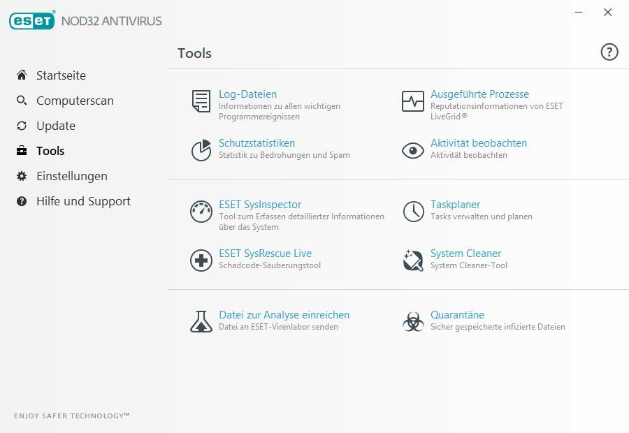ESET NOD32 Antivirus 2018 Edition screenshot 5