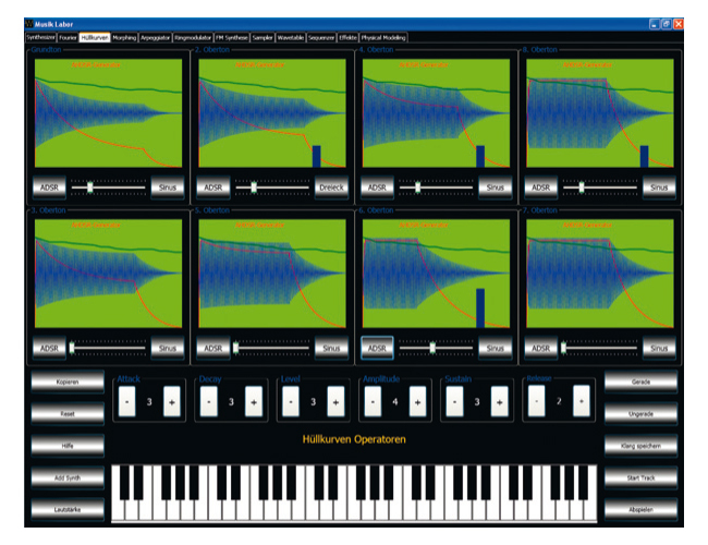 Synthesizer Workstation Pro screenshot 3