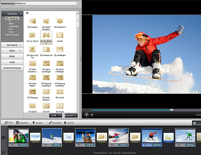Quick DVD Video Producer screenshot 6