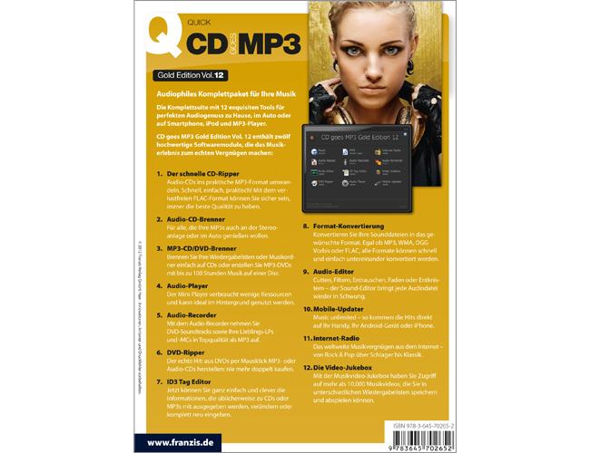 CD goes MP3 Gold Edition 12 screenshot 7