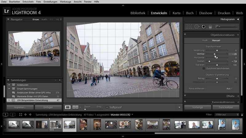 Adobe Photoshop Lightroom 4 - Das umfassende Training screenshot 3