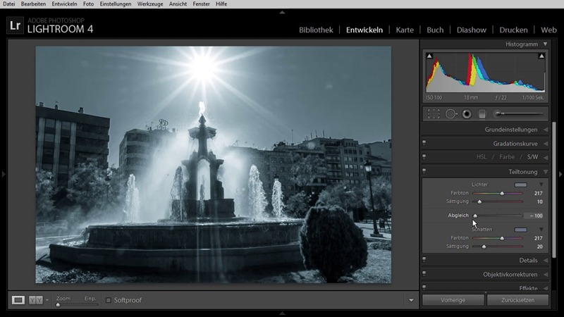 Adobe Photoshop Lightroom 4 - Das umfassende Training screenshot 4