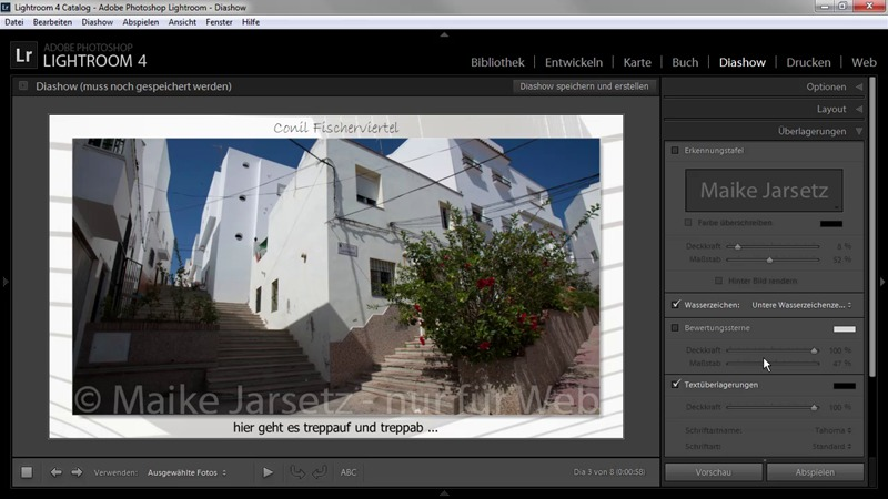 Adobe Photoshop Lightroom 4 - Das umfassende Training screenshot 6