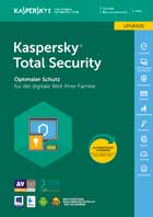 Kaspersky Total Security Multi-Device - Upgrade