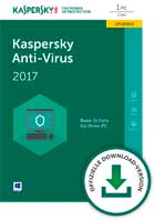 Kaspersky Anti-Virus 2017 - Upgrade