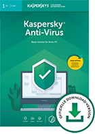 Kaspersky Antivirus - Upgrade