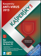Kaspersky Anti Virus 2013