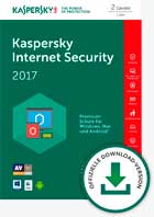 Kaspersky Internet Security 2017 2 Geräte - Limited Edition
