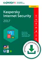 Kaspersky Internet Security 2017 - Upgrade