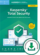 Kaspersky Total Security - Upgrade