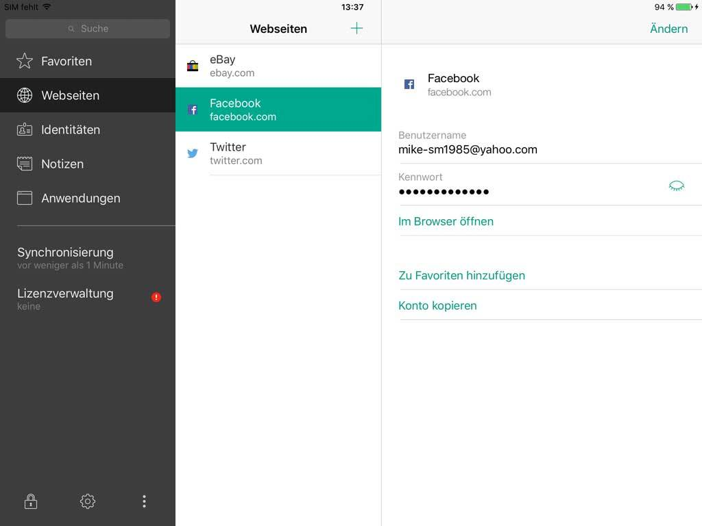 Kaspersky Total Security Multi-Device - Upgrade screenshot 3