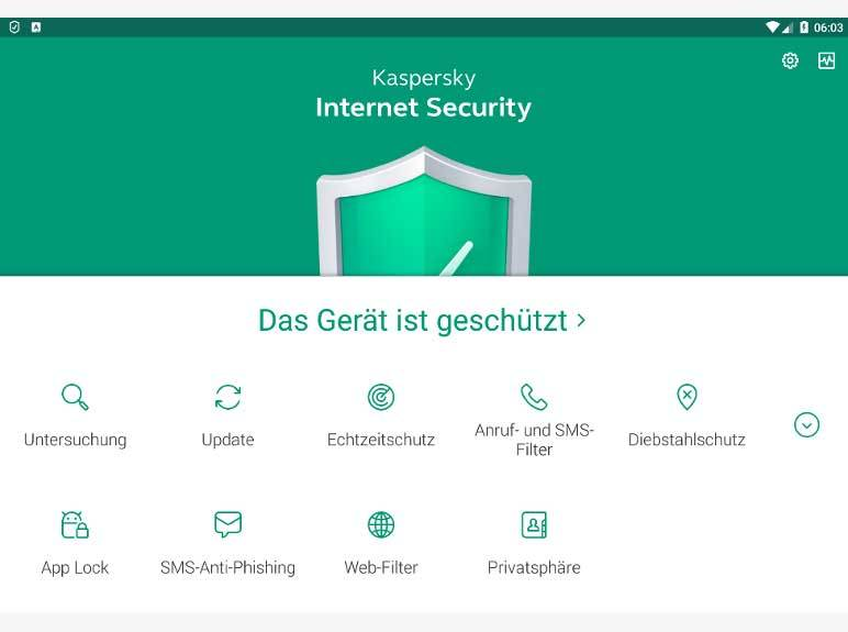 Kaspersky Internet Security screenshot 4