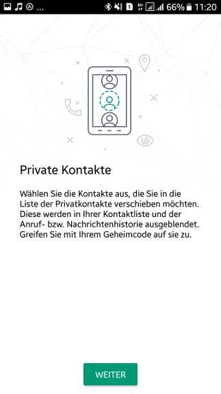 Kaspersky Internet Security for Android - 2 Geräte screenshot 1