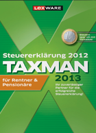 TAXMAN Rentner&Pensionäre 2013