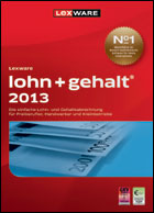 Lexware Lohn + Gehalt 2013